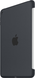 Apple Silicone Case for iPad mini 4 (Charcoal Gray) [MKLK2ZM/A]