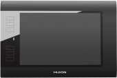 Графический планшет Huion H58L (Black)