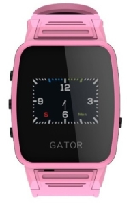 Gator Caref Watch (Pink)