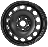 Колёсные диски Magnetto Wheels 16005 6.5x16/5x112 D57.1 ET46 Black
