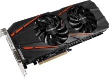 Видеокарта Gigabyte GeForce GTX 1060 G1 Gaming 6GB GDDR5 [GV-N1060G1 GAMING-6GD]