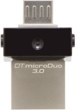 USB Flash Kingston DataTraveler microDuo 3.0 32GB (DTDUO3/32GB)