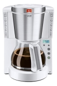 Кофеварка Melitta LOOK Timer 1011-07 (White)