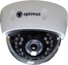 IP-камера Optimus IP-E022.1(3.6) V2035