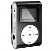 MP3-плеер Perfeo VI-M001 Display (Black)