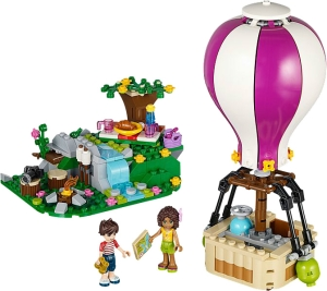 Конструктор Lego 41097 Heartlake Hot Air Balloon