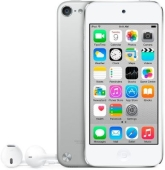 MP3-плеер Apple iPod touch 5 64Gb (White/Silver)